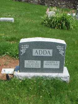 Anna <i>Kulow</i> Adda