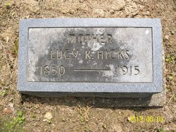 Lucy K. <i>Morrison</i> Hicks