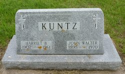 Hattie B <i>Garrison</i> Kuntz