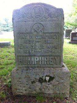 Eva Haline <i>Rogers</i> Humphrey