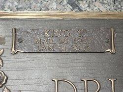 King Thomas Drummond