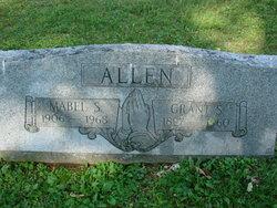 Grant S Allen
