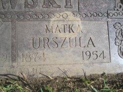 Julie Ursula <i>Szorc</i> Dombrowski