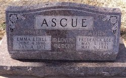 Frederick Lee Ascue