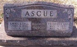 Emma Ethel Ascue