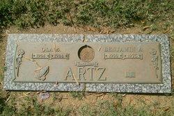 Ola <i>Barnhardt</i> Artz
