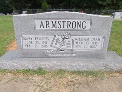 Mary Frances <i>Wilder</i> Armstrong