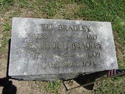 Esther <i>Goodyear</i> Bradley
