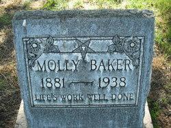 Molly <i>Colville</i> Baker