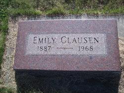 Birdie Emily <i>Bousquet</i> Clausen