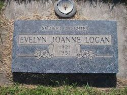 Evelyn Joanne <i>Horita</i> Logan