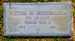 Victor Henry Vic Michealson