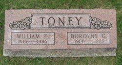 William E Toney