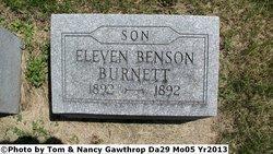 Eleven Benson Burnett