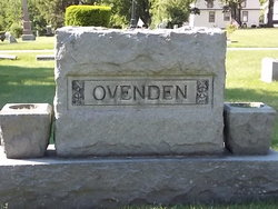 Lucy M. <i>Wickens</i> Ovenden