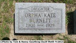 Orpha Kate Burnett