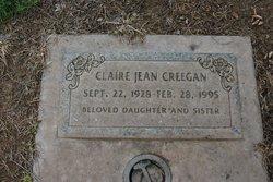 Claire Jean Creegan