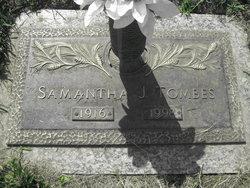 Samantha Jane <i>Ray</i> Tombes
