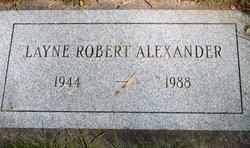 Layne Robert Alexander