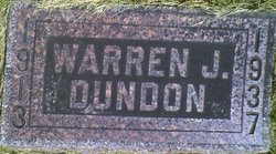 Warren Dundon