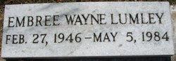 Embree Wayne Lumley