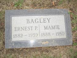 Ernest P Bagley