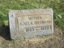 Agnes K Hoffmann