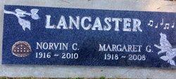 Margaret G Lancaster