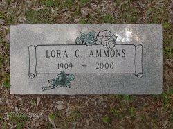 Lora <i>Cutright</i> Ammons
