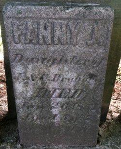 Fanny J Brubaker