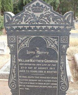 William Matthew Growdon