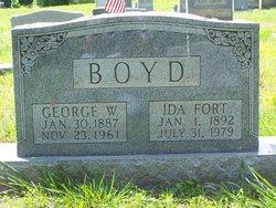 Ida <i>Fort</i> Boyd