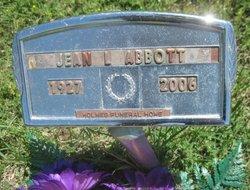 Jean L <i>Nelson</i> Abbott