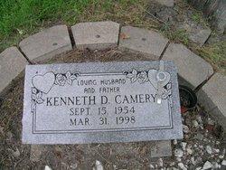 Kenneth Daniel Camery