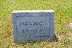 Lydia Ethel <i>Wood</i> Jackson