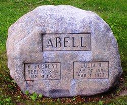 Julia Belle <i>Janney</i> Abell