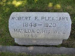 Robert Franklin Pleasant