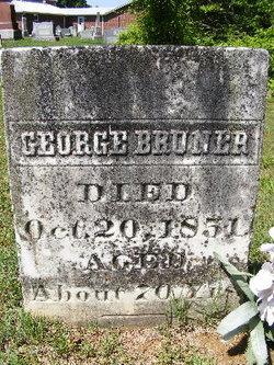 George Washington Bruner