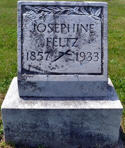 Josephine <i>Sonderman</i> Feltz