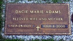 Dacie Marie <i>Hash</i> Adams