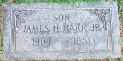 James Houston Barr, Jr