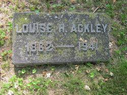 Louise Herbert Ackley