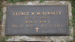 George William McBurnett