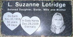 Suzanne Lotridge