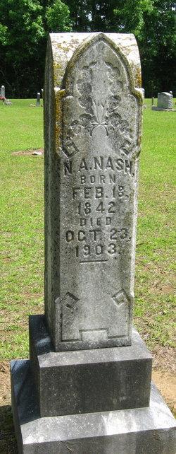 Nancy Ann <i>Massengale</i> Nash