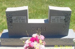 John Alma Gunn