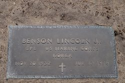 Benson Lincoln, Jr