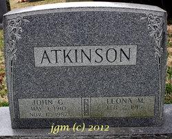 John George Atkinson
