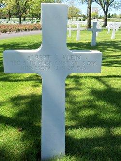 Tec5 Albert J Klein