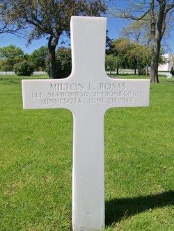 1Lt Milton L. Rosas